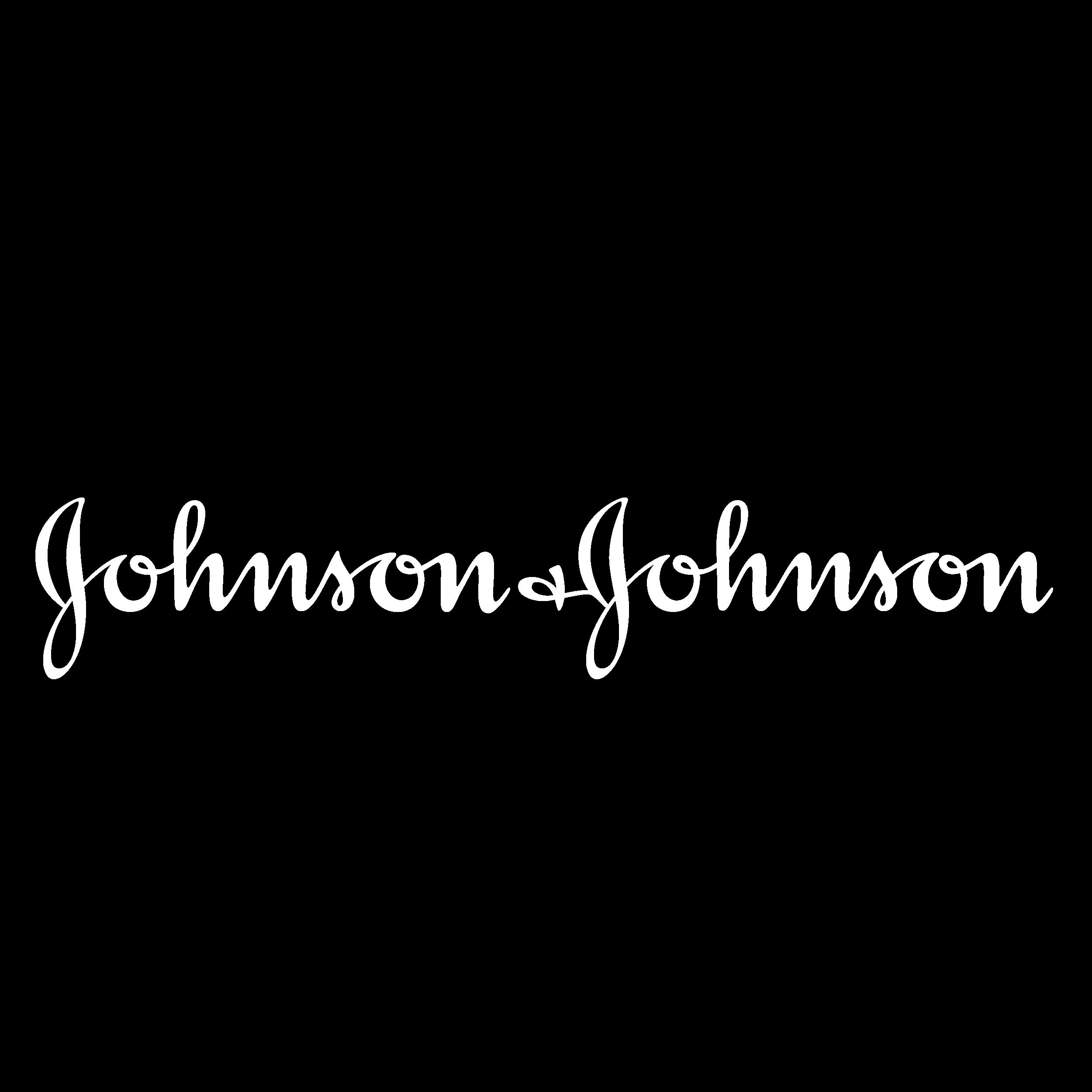 johnson-johnson-logo-black-and-white