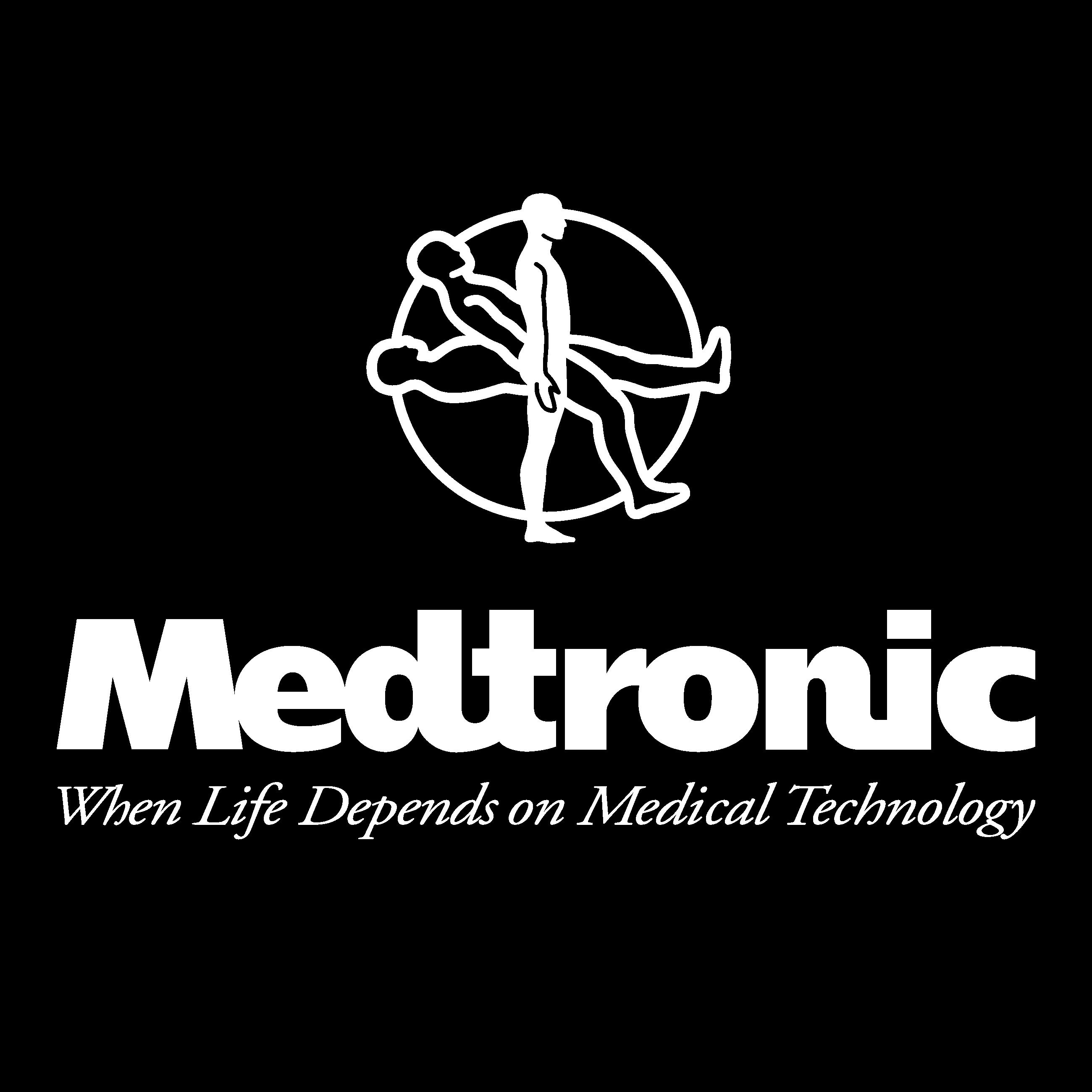 medtronic-logo-black-and-white